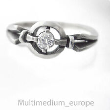 925 er Sterling Silber Ring Zirkonia silver cubic zirconia