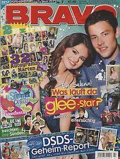 BRAVO 07/09.02.2011 Poster MEGAN FOX + PAUL WESLEY + DEMI LOVATO, NINA DOBREV