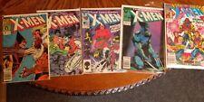 Uncanny X-Men vol.1 #121-209 Lot of 20