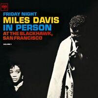 MILES DAVIS-IN PERSON, FRIDAY NIGHT AT THE BLACKHAWK, VOL.1-JAPAN CD Ltd/Ed