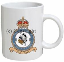 ROYAL AIR FORCE 121 (EAGLE) SQUADRON COFFEE MUG