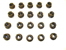 Set Of 20 Steel Open Ended Wheel Nuts for Porsche 911 944 968 928 993 964 912