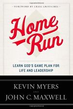 Home Run: Learn Gods Game Plan for Life and Leade