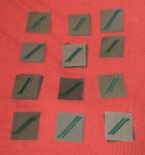Foreign Legion, Legion Etrangere, set of patches #4