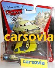 ACER with Torch Green Pacer Cars 2 Disney Pixar autos Mattel Professor's Z Team