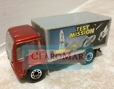 ☀️ 1999 Matchbox Delivery Truck Test Mission Space Collectible Toy Cake Topper