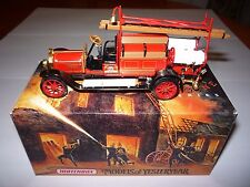MATCHBOX YFE 20 1912 MERCEDES-BENZ FIRE ENGINE