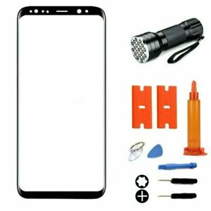 For Samsung Galaxy Note 5 8 9 10/10+ Replacement OEM Screen Glass Lens Tools Kit