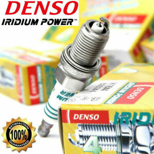 DENSO IRIDIUM POWER SPARK PLUGS FORD COURIER PC 2.0L FE 4 CYL. X 4