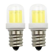 E12 Mini Candelabra LED Bulb C7 Lamp 3W COB 1511 Ceramics Glass Light AC/DC 12V