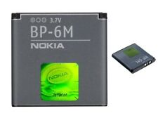 Original Battery BP-6M for Nokia N73 N81 N93 9300 9300i 6233 6234 6280 Phone