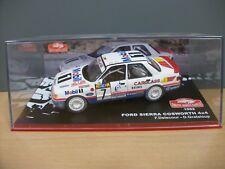 Ford Sierra Cosworth 4x4 Rally de Monte Carlo 1992 delecour #7 1:43