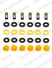 Set of 6 Bosch 1287010704 Rebuild Kit EV1 Fuel Injector for 0280150415