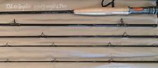 FLY FISHING ROD 9FT W5 4P CARBON NANO IM10 DELTA RUBICON ROD