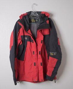 Mountain Hard Wear Ski Snowboard Jacket Mens Size Medium Red Conduit