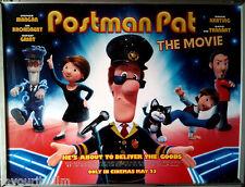 Cinema Poster: POSTMAN PAT THE MOVIE 2014 (Advance Quad) David Tennant
