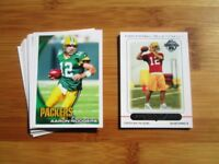 2010 Topps Green Bay Packers TEAM SET (21) Cards