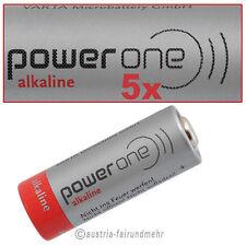 """5x VARTA Batterie power one P23GA A23 MN21 V23GA"