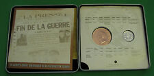 2005 60th anniversary of VE-Day Coin and Token set