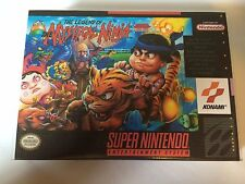 The Legend of the Mystical Ninja - Super Nintendo - Replacement Case - No Game