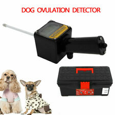 Dog Ovulation Detector Tester Pregnancy Planning Breeder Canine Mating With Case