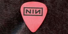 NINE INCH NAILS 2005 With Teeth Tour Guitar Pick!! NIN custom concert stage #1