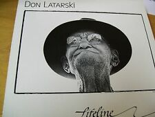 DON LATARSKI LIFELINE  LP MINT FUSION PAUSA  TOM GRANT