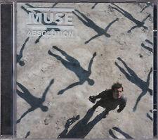 CD 14T MUSE ABSOLUTION DE 2003
