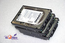 80-POL 9GB SCSI FESTPLATTE HDD COMPAQ BD009635C3 180726-001 MAJ3091MC n888