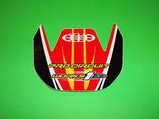 HONDA CR 80 85 CRF 150R PRO CIRCUIT WORKS 1 FRONT FENDER MOTOCROSS GRAPHIC