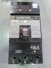 Square D Ki36225 I Limiter Circuit Breaker 225 Amp 600 V 3 Pole