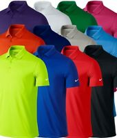 NIKE Golf Victory Polo Golf Shirts MANY COLORS & SIZES MSRP $50 NOW $20.99