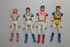 Lot of Voltron Vintage (2) Lance, Keith, Princess Figure Panosh Place 1984
