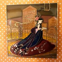 Disney Mulan Ancestors Fantasy Pin LE; Jumbo, Princess, Gown, Beautiful