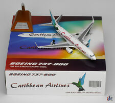 Carribean Airlines B737-800 Reg:9Y-TAB JC Wings Scale 1:200 Diecast Model LH2003