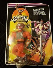 Rare 1980's SUNGOLD Galaxy Warriors TIGER MAN