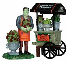 Lemax Spooky Town GRAVEYARD BOUQUETS Halloween Village Cemetery Accessory