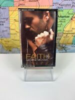 SHIPS SAME DAY Faith by George Michael (Cassette, 1987, Columbia (USA) Tested