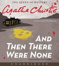 And Then There Were None CD: And Then There Were None CD by Agatha Christie (Eng