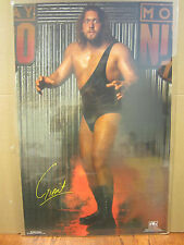 vintage NWO The Giant New world wrestling 1998 Poster 2738