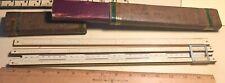 Vintage Slide Rule Drgm 164885 Kolesch Ultimate streangth in Lbs approx 15 in