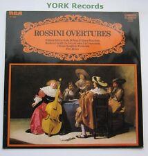 CCV 5020 - ROSSINI - Overtures REINER Chicago Symphony Orchestra - Ex LP Record