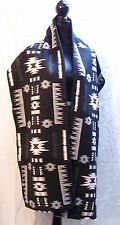 Plush Apparel NWT Aztec Print Scarf Wrap Shawl
