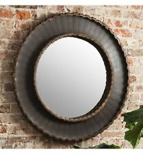Antique Style Round Decorative Mirrors
