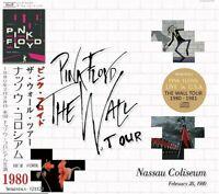 PINK FLOYD / THE WALL TOUR NASSAU COLISEUM 1980 2CD NY February 28, 1980