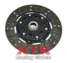 XTR STAGE 2 HD CLUTCH DISC 228mm fits 1998-2012 SUBARU IMPREZA RS 2.5L NON-TURBO
