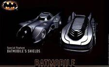 Hot Toys MMS170 Batman Batmobile 1989 1/6 Vehicle DC 100cm