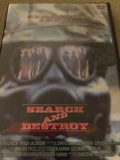 Search & Destroy DVD Rare And Oop