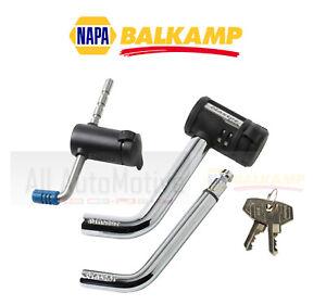 Trailer Hitch Lock Kit w/Pin & Keys NAPA 755+2704