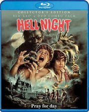 Hell Night (Blu-ray/DVD, COLLECTOR'S EDITION, with SLIPCOVER) Linda Blair